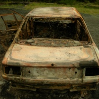 Image of an Abandoned Vehicle