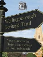 Photograph of Wellingborough Heritage Trail Signposts
